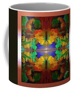 Oriental Gardens  Coffee Mug