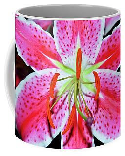 Oriental Lily Coffee Mug