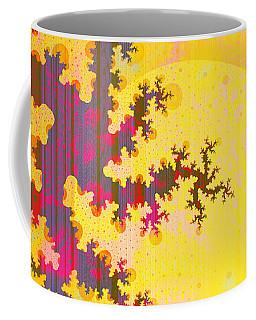 Oriental Moon Behind My Courtain Coffee Mug