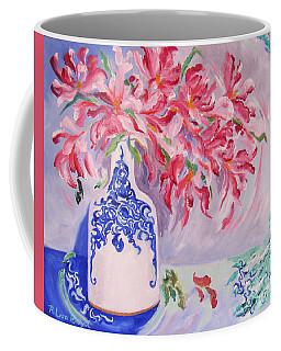 Oriental Spring Coffee Mug