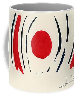 Oriental Sun Coffee Mug