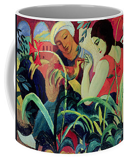 Oriental Women Coffee Mug
