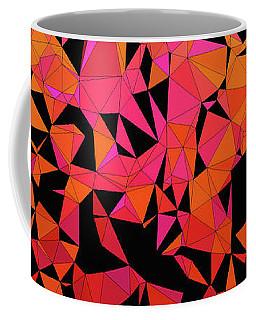 Origami Coffee Mug by Susan Maxwell Schmidt