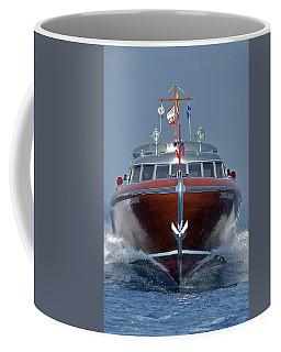 Thunderbird Yacht - The Original  Coffee Mug