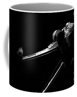 Coffee Mug featuring the photograph Original Luke Skywalker X-wing Fighter 2 by Micah May