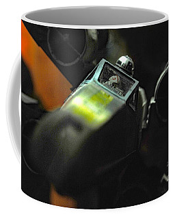 Coffee Mug featuring the photograph Original Luke Skywalker X-wing Fighter by Micah May