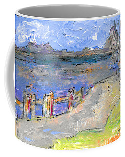 Asheville And The French Broad River Coffee Mug