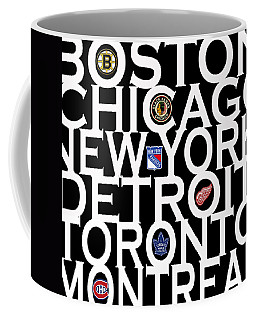 Original Six Coffee Mug