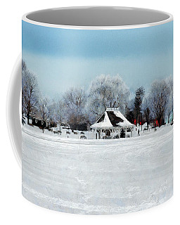 Orillia Winter Coffee Mug