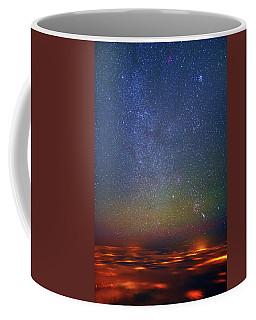 Orion Rising Coffee Mug
