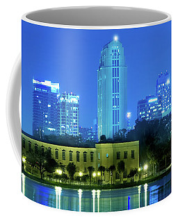 Orlando Across The Lake Coffee Mug