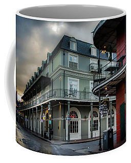 Orleans And Bourbon Coffee Mug