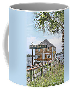 Ormond Yacht Club Coffee Mug
