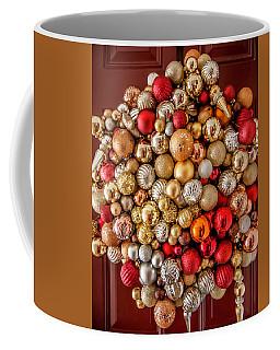 Ornament Wreath Coffee Mug