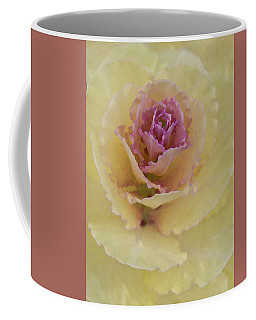 Ornamental Cabbage 365-301 Coffee Mug by Inge Riis McDonald