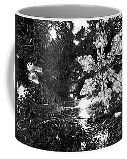 Coffee Mug featuring the photograph Ornamental Snowflake by Robert Knight