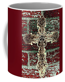 Ornate Cross 1 Coffee Mug