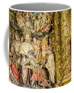 Ornate Gold Guilded Altar Coffee Mug