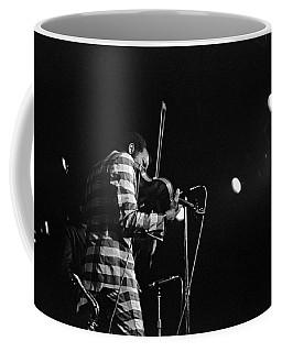Ornette Coleman On Violin Coffee Mug