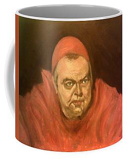 Orson Welles As Cardinal Wolsey Coffee Mug