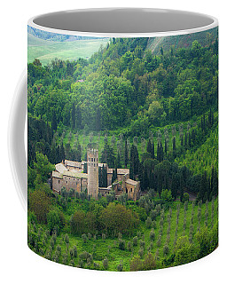 Orvieto Castle Coffee Mug