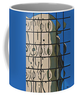 Osborn Reflections Coffee Mug by Alika Kumar