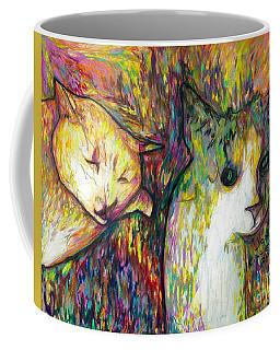 Oscar And Coco Coffee Mug