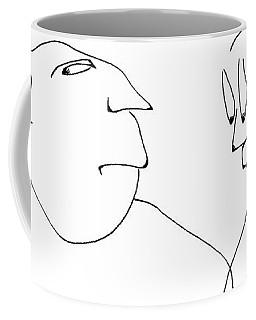 Oscar And Luther Coffee Mug