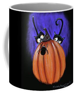 Oscar And Matilda - A Spider Oh Heck No Coffee Mug