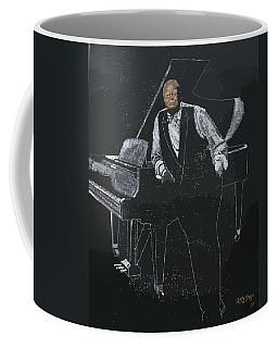 Oscar Peterson Coffee Mug