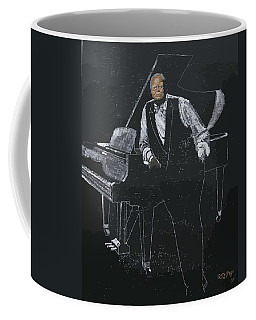Oscar Peterson Coffee Mug