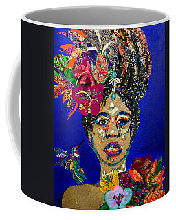 Oshun Blooming Coffee Mug
