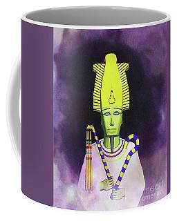 Osiris - God Of Egypt Coffee Mug