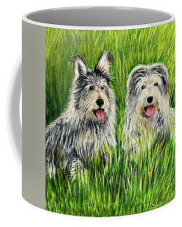 Oskar And Reggie Coffee Mug