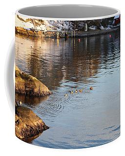 Oslo Fjords In Norway.  Coffee Mug