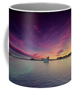 Oslo Harbor Coffee Mug