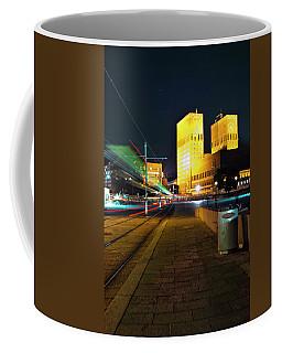 Oslo Town Hall Coffee Mug