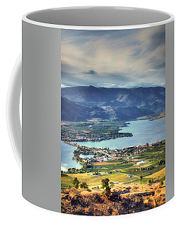 Osoyoos Lake 2 Coffee Mug by Tara Turner