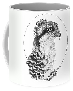 Osprey Coffee Mug by Lawrence Tripoli