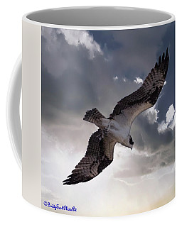 Osprey Sky Coffee Mug