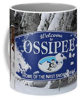 Ossipee Nh Coffee Mug