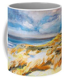 Ostend Dunes Coffee Mug
