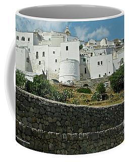 Ostuni, Puglia Coffee Mug