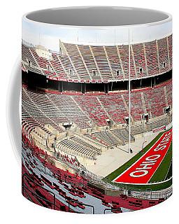 Osu Football Stadium Coffee Mug