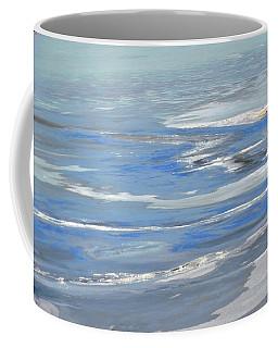 Ottawa River Abstract Coffee Mug