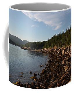 Otter Cove Coffee Mug