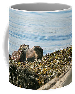 Otters Coffee Mug