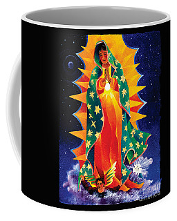 Our Lady Of Guadalupe - Mmgua Coffee Mug