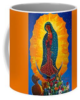 Our Lady Of Guadalupe - Mmogu Coffee Mug