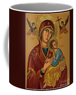 Our Lady Of Perpetual Help - Virgin Of Passion - Jcpph Coffee Mug